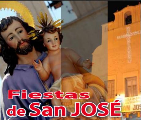 Fiestas en honor a San José