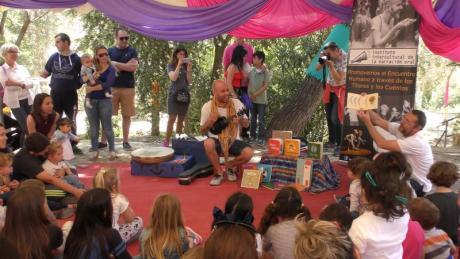Parque Encuentado: un lugar para el encuentro, el encanto y el cuento