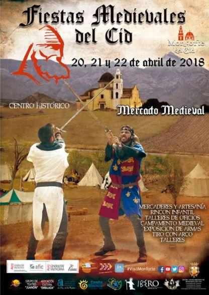 Fiestas Medievales del Cid 2018