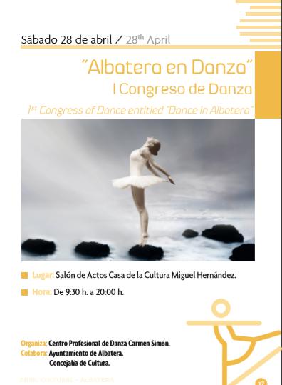 I CONGRESO DE DANZA