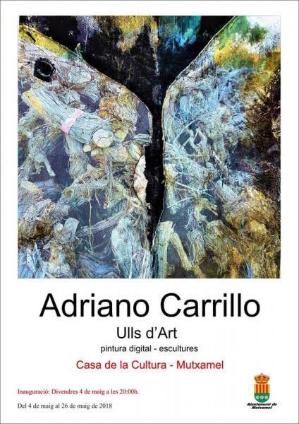 Exposición Adriano Carrillo