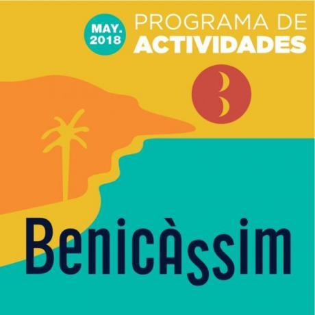 Programa de Actividades del mes de mayo en Benicàssim
