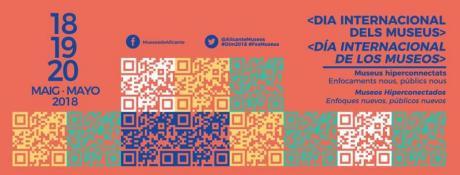 Día Internacional de los Museos Alicante 2018