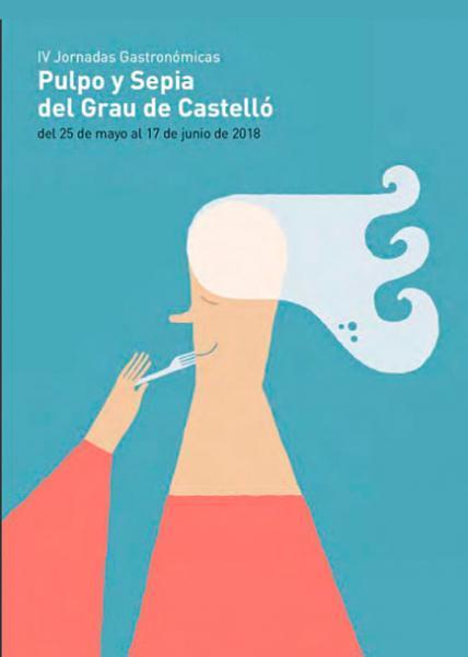 IV Jornadas Gastronómicas del pulpo y la sepia del Grao de Castellón