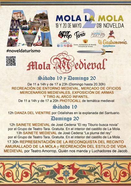 """Mola la Mola 2, """"Mola Medieval"""""""