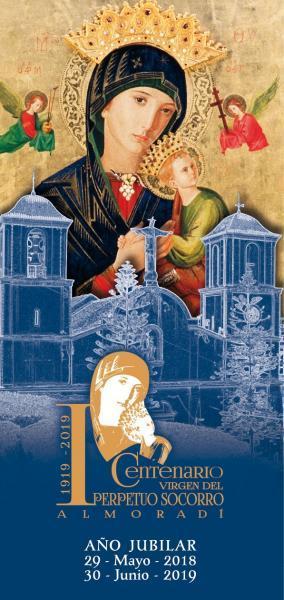 Año Jubilar 1º Centenario de la Virgen del Perpetuo Socorro en Almoradí