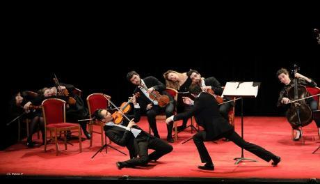 """Música: Orquestra de Cambra de L'Empordà """"Concerto a tempo d'umore""""/Música: Orquestra de Cambra de L'Empordà """"Concerto a tempo d'umore"""""""