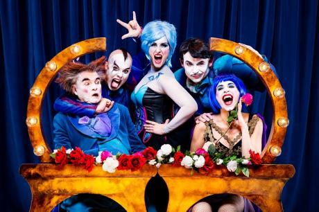 """Teatro: Yllana Producciones presenta """"The Opera locos"""""""