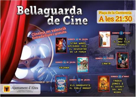 Bellaguarda de Cine - Altea