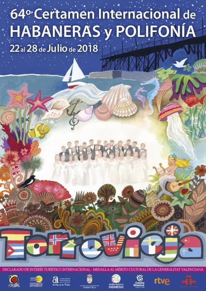 64º Certamen Internacional de Habaneras y Polifonía de Torrevieja