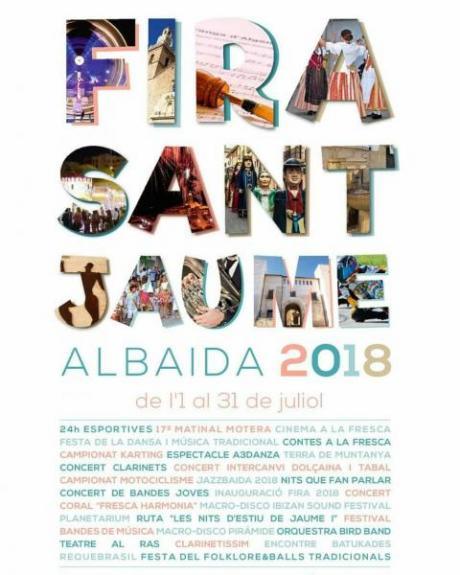 Fira Sant Jaume 2018