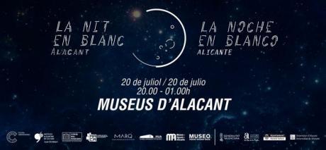 Noche en Blanco Alicante 2018