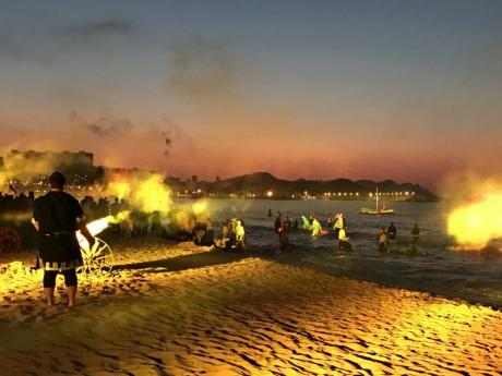 Die am meisten erwarteten Partys stehen an: Die Mauren und Christen in La Vila Joiosa