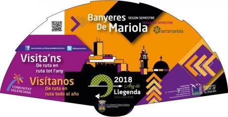 Calendario Visitas Guiadas 2º semestre - Banyeres de Mariola