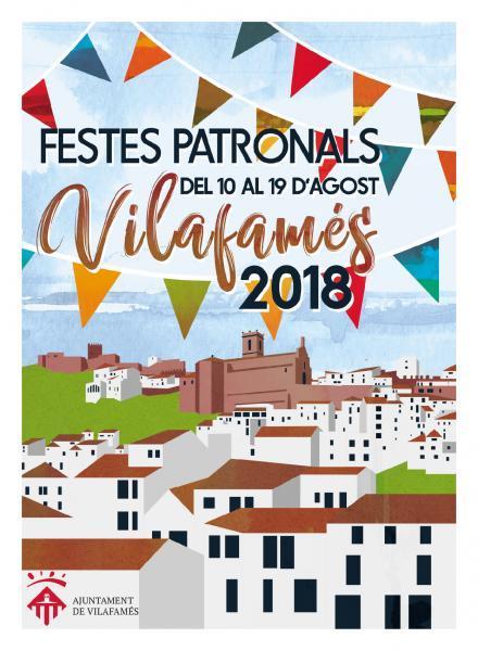 Festes Patronals 2018