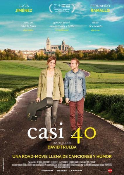 Cine: Casi 40