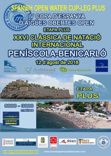 XXVI Clásica de Natación Peñíscola Benicarló