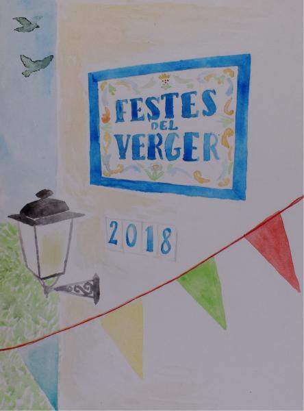 Fiestas y Moros y Cristianos y Bous al carrer El Verger 2018