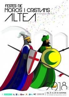 Fiestas Mayores de Altea en honor al Santísimo Cristo del Sagrario y de Moros y Cristianos en honor a San Blai Altea