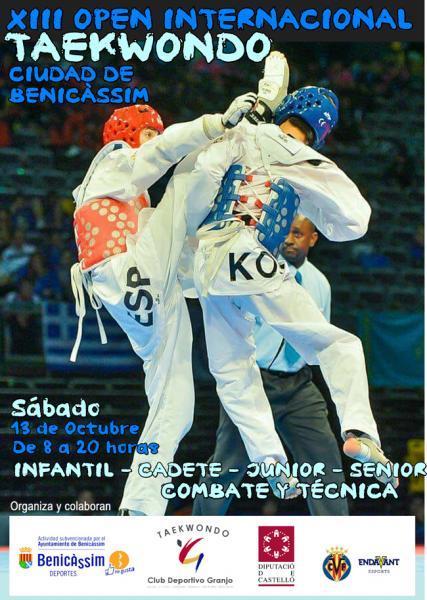 XIII Open Internacional de Taekwondo