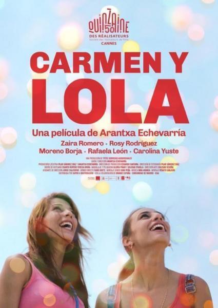 Cine: Carmen y Lola