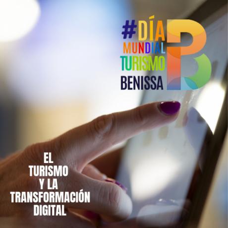 #DMT | El turismo y la transformación digital | Benissa