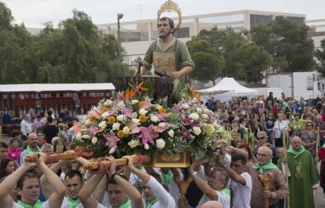 Fiestas de San Crispín de Elche