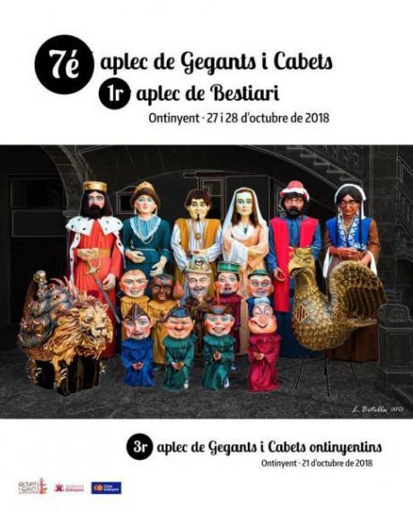 VII Aplec de Gegants i Cabets