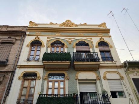 El Cabanyal - Canyamelar: visitamos un barrio único en València
