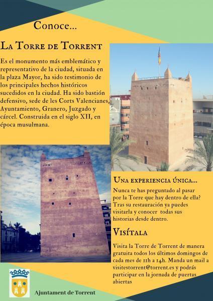 Puertas abiertas la Torre de Torrent
