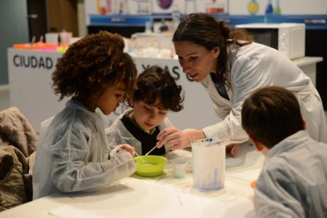 Plan con niños curiosos: Científico por un día en el Museu de les Ciències Príncipe Felipe
