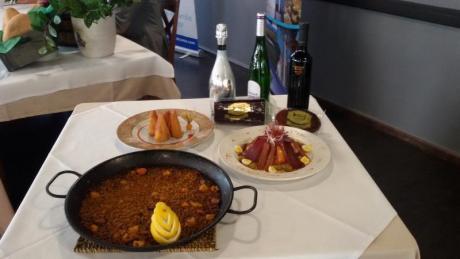 Citas gastronómicas del otoño en la provincia de Alicante