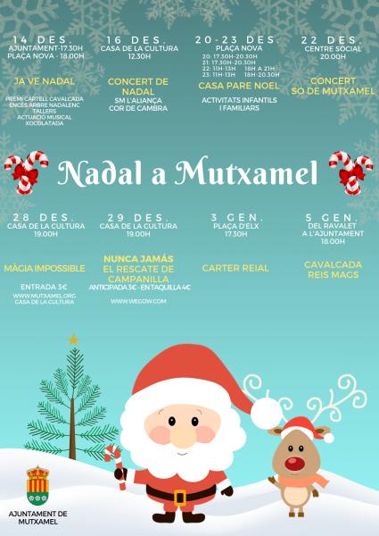 Nadal a Mutxamel
