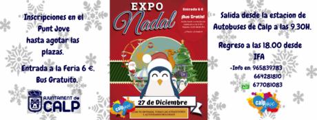 Visita Expo Nadal 2018