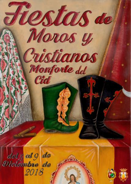 Fiestas patronales Monforte del Cid 2018