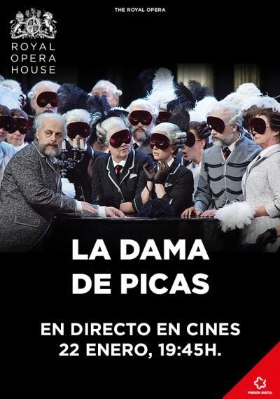 """""""La Dama de Picas"""""""