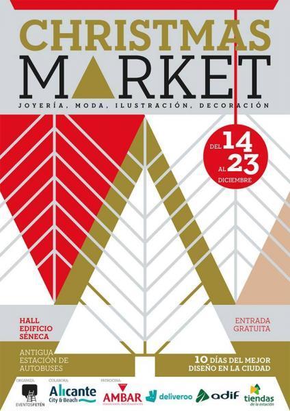 Christimas Market Alicante 2018