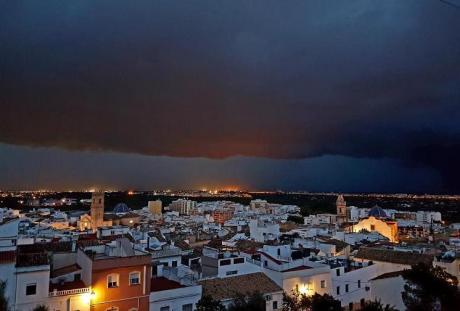 Oliva, un paraíso también en invierno