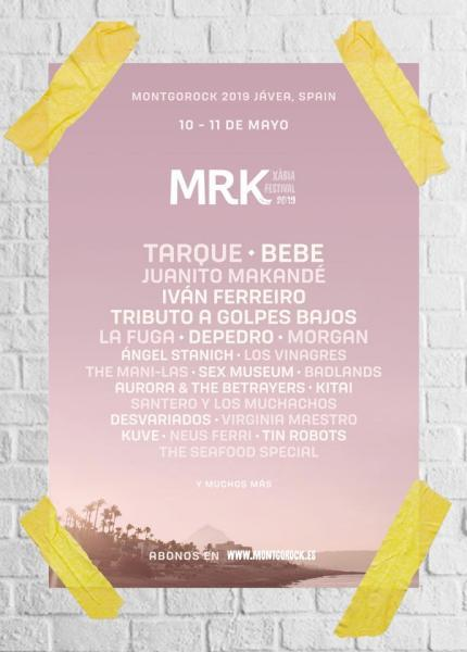Montgorock Xàbia Festival 2019