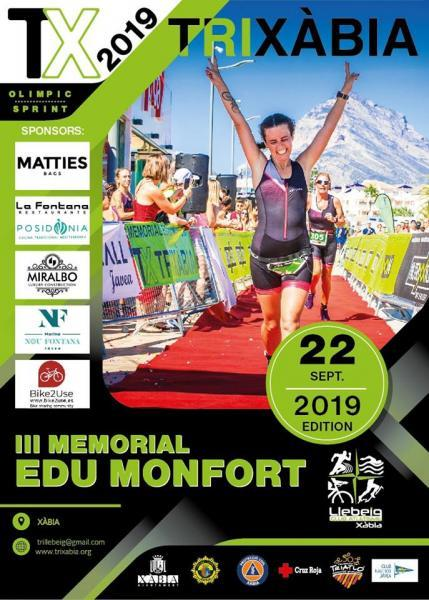 "TriXàbia ""III Memorial Edu Monfort"" 2019"