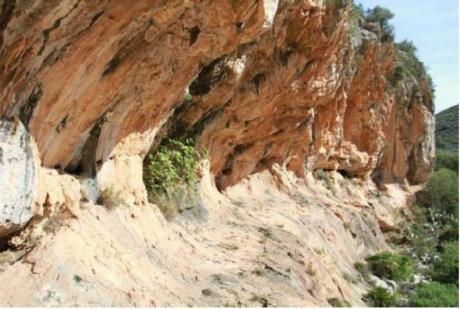 Visita Guiada al Abric del Mansano en Xaló