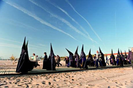 Die Leidenschaft der Osterwoche wird in der Region Valencia spürbar
