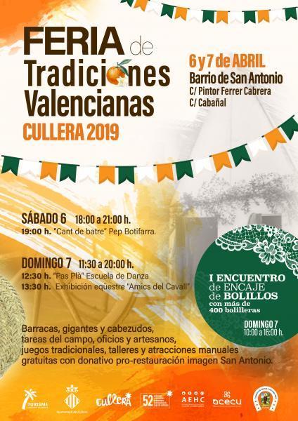 FERIA DE TRADICIONES VALENCIANAS CULLERA