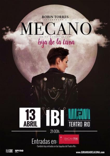 Concierto homenaje a MECANO Hija de la Luna
