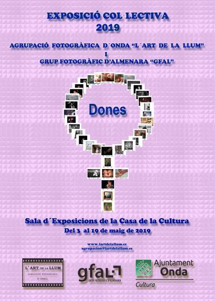 EXPOSICIÓ DE DONES