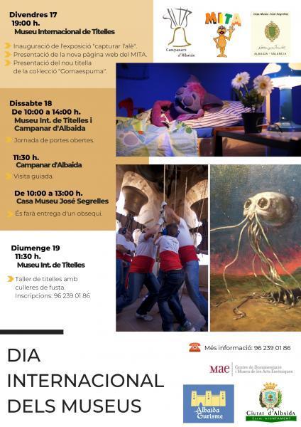 Dia mundial de los museos