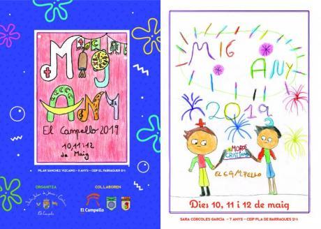 Fiestas Mig Any de Moros y Cristianos El Campello