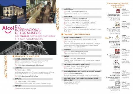 Día Internacional de los Museos en Alcoy