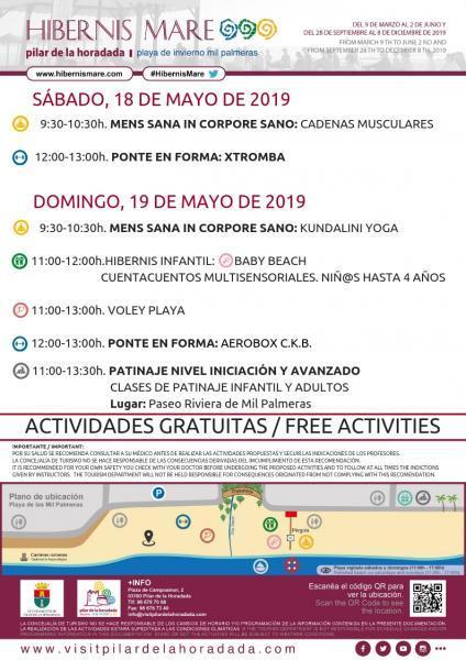 Hibernis Mare en Pilar de la Horadada 2019