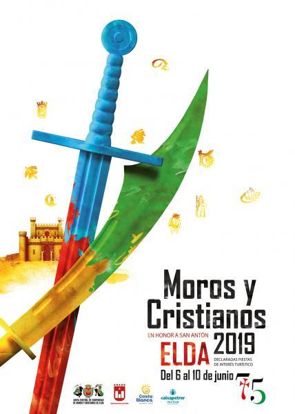 Moros y Cristianos elda 2019